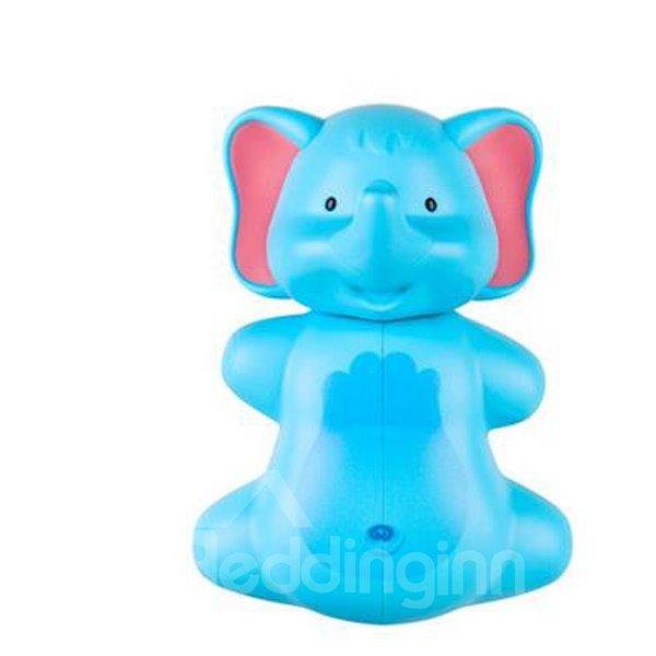 Blue Big Ears  Elephant  Lovely Toothbrush Holder
