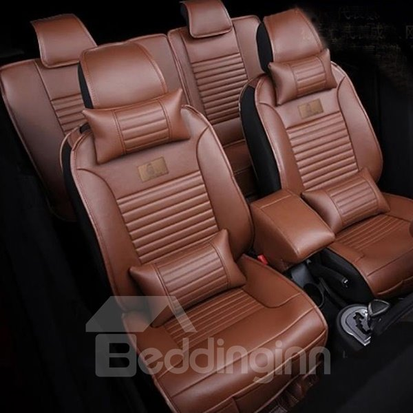 54 Elegant Design Classic Leather Colors Simple Universal Car Seat Covers