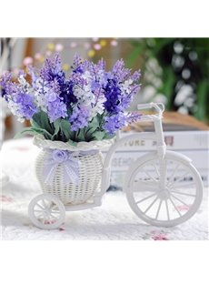 Popular Romantic Dreamy Artificial Lavender Float Flowers Sets