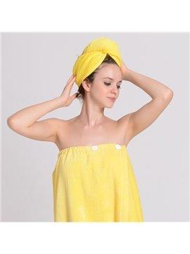 Summer Sexy Boob Tube Top Women's Bathrobe