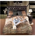 King of the Mountain Print 6-Piece Duvet Cover Sets