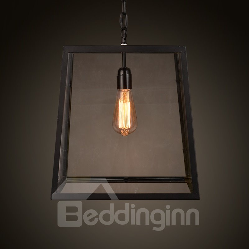 Vintage Simple 1-Head Pendant Lights