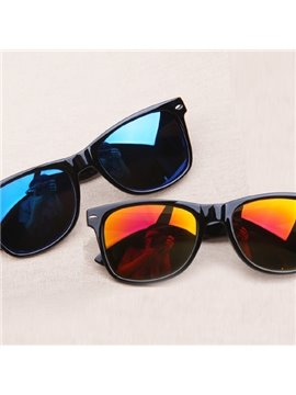 Retro Polarizer Aviator Sun Glasses