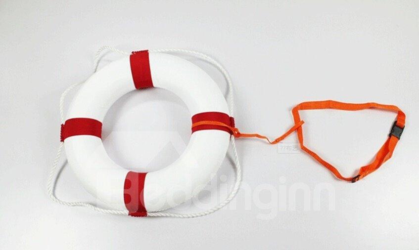 The Welcome  Aboard Foam Swim Ring