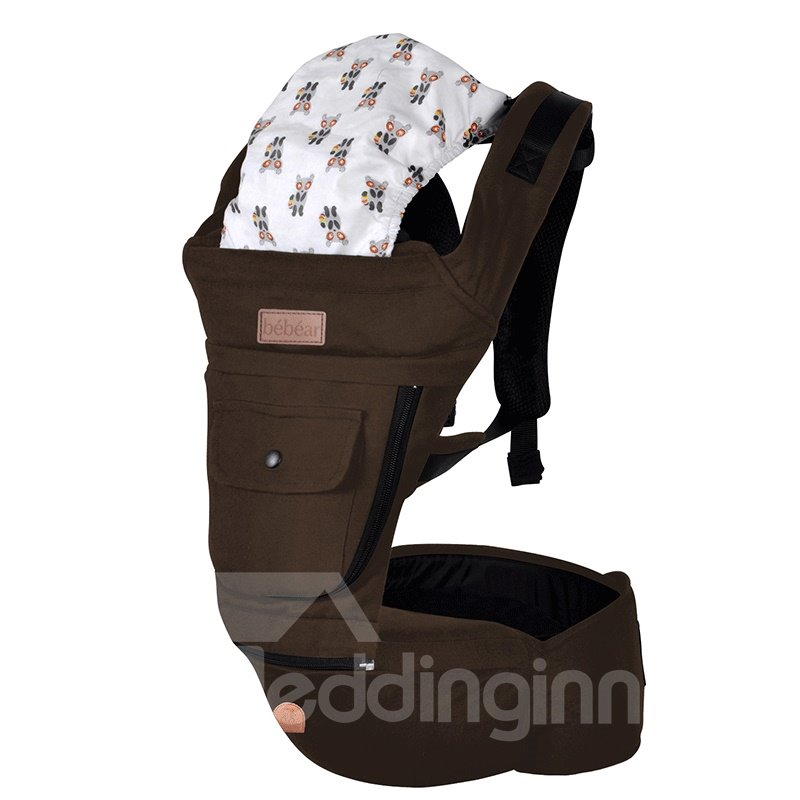Comfortable Multi-functional Baby Hip Seat and Carrier