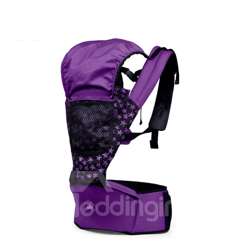Multi Functional Baby Carrier with Windproof hat