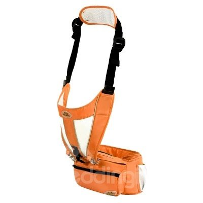 Convenient Multifunction Toddler Hip Seat Front Carrier