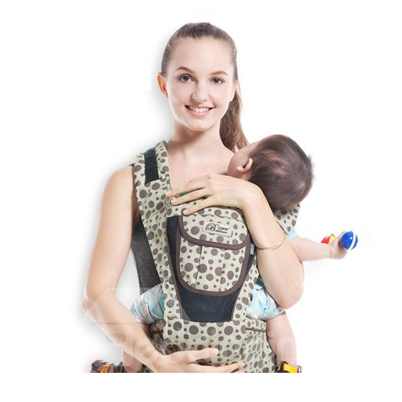 Perfect Baby Safe Hip Seat  Polka Dot