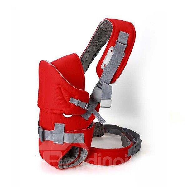 Original Red Adjustable with Belt Baby Carrier
