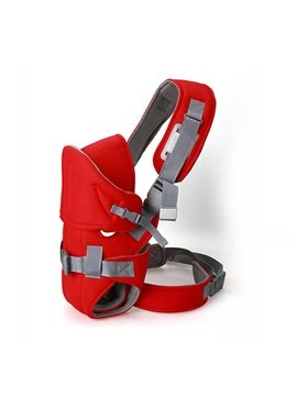 Original Red Adjustable with Belt Baby Carrier