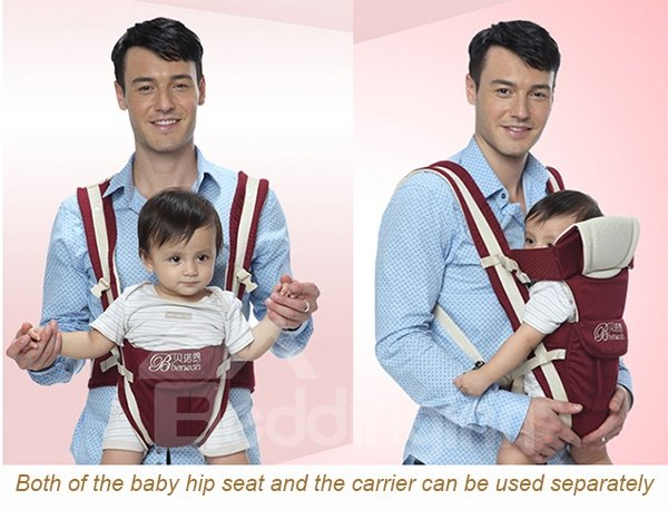Safe All Season Cozy Cotton Baby Carriers