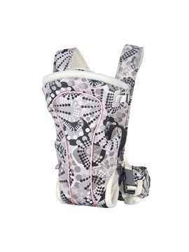 Comfortable Breathing Multi Position Cotton Baby Carrier