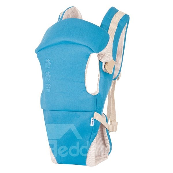 Top Quality Useful Comfortable Four Positions Blue Baby Carrier