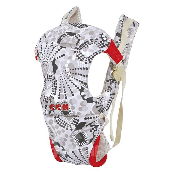 Upgraded Multi Functional Illusion Space Pattern Baby Carrier