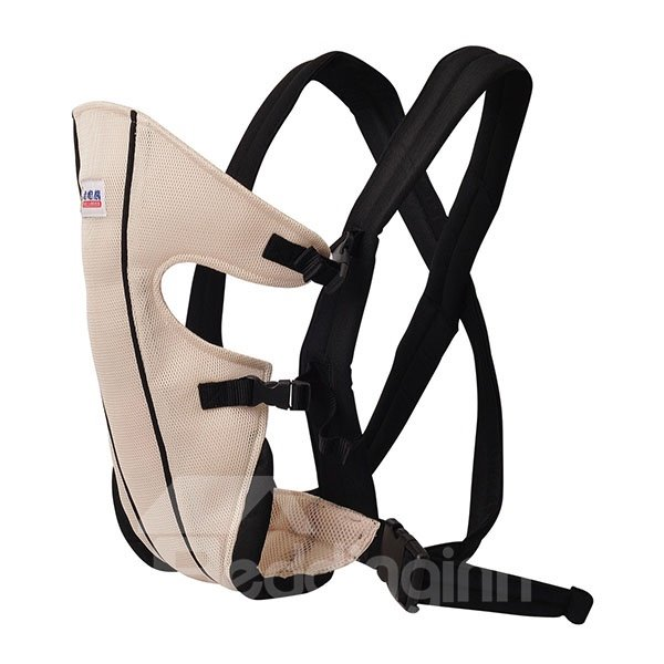 Easy to Use Lovely Black Color Baby Carrier for Infant