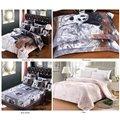 Super Comfy Lovely Panda 5-Piece Comforter Sets