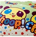 Lovely Cartoon Bears and Stars Print 4-Piece Bedding Sets