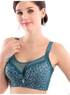 Stylish Adjustable Push Up Full Cup Bras