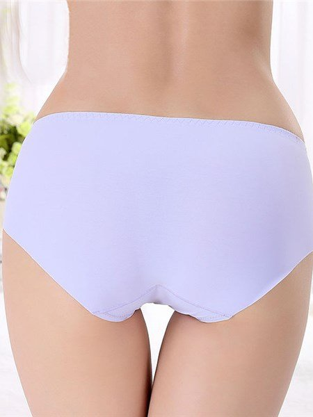 Overbalanced Five in One Seamless Panty Set