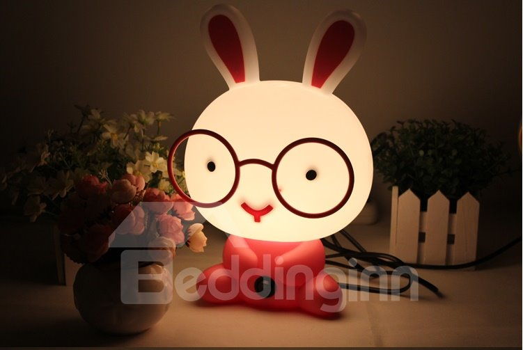 Cute and Practical Soft Light Desk Lamp