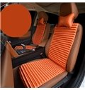 Popular Serious AB Sides Dual Fabric Ice Silk Tartary Buckwheat Car Seat Covers