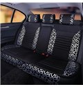 Absolute Popular Luxurious Leopard Pattern  Car Seat Covers