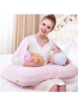 Super Useful Multi-Functional Twins Nursing Breastfeeding Pillow
