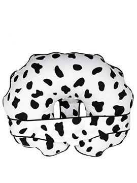 Cute U Shaped Cows Pattern Nursing Breastfeeding Pillow