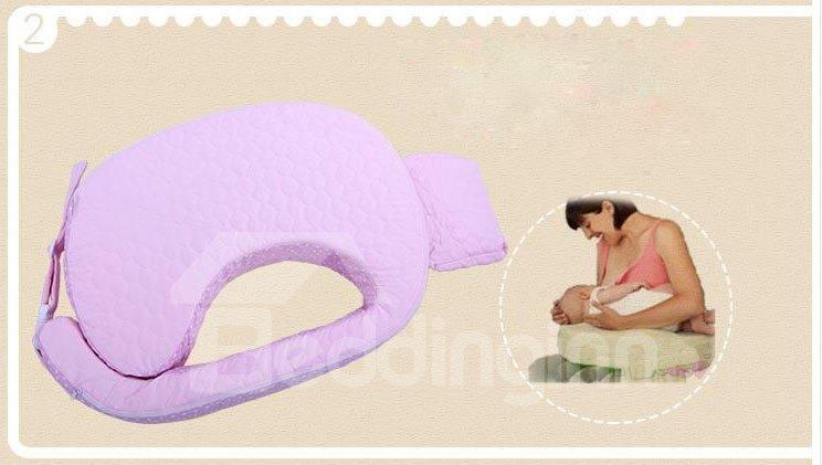 Super Useful Multi-Functional Cuddle-U Shaped Nursing Breastfeeding Pillow