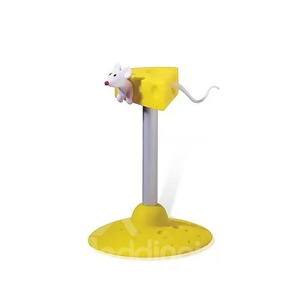 Cute Mouse and Cheese Toilet Paper Holder