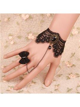 Consice and Fashion Stylel Retro Creative Lace Bracelet