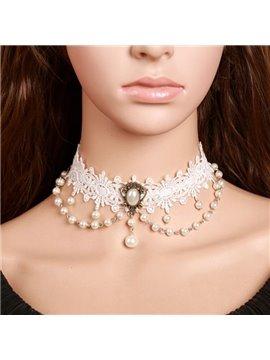 Amazing Fashional Individual Retro Creative Lace Bracelet
