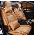 Luxurious Business Style Comfortable Surface Design Universal Car Seat Covers