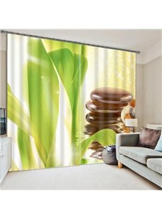Beautiful High Quality Polyester 3D Blackout Curtain