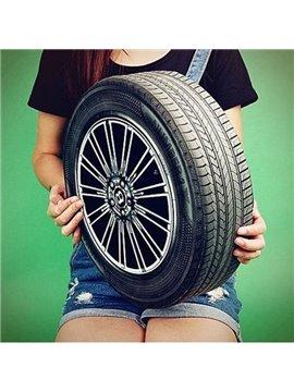 Unique and Fashional Style High Quality Tyre Pattern Cushion
