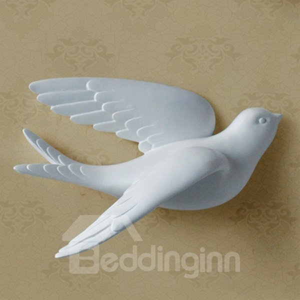 Creative Wall Decorative 3D Birds Multi-Color 3D Wall Sticker