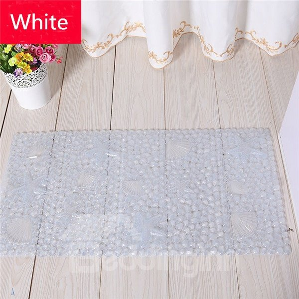 Superior Super Skid-resistant Back Massage Function Bath Mats