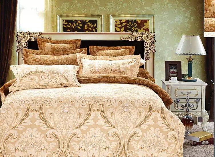 Luxury European Jacquard Style 2-Piece Pillow Cases