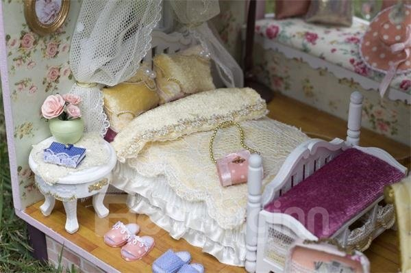Sweet and Cute Princess Style DIY Musical House Sound Control