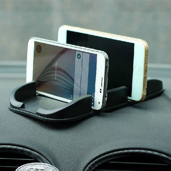 Multi-Functional Simply Constructed Car Phone Holder