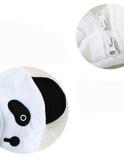 Stylish Panda Shape Cotton Baby Sleeping Bag
