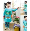 Vivid Owl Cotton Vest Baby Sleeping bag