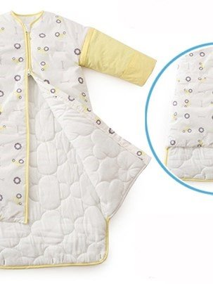 Stylish Tools Pattern Cotton Baby Sleeping Bag