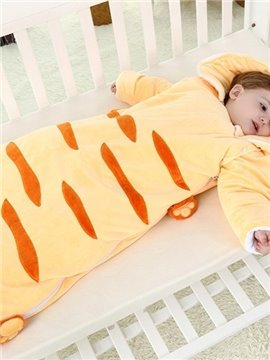 Cute Little Tiger Soft and Comfy Baby Sleeping Bag
