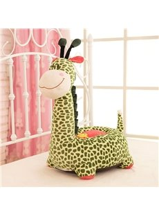Super Cute Giraffe Cartoon Pattern Children Lazy Sofa Tatami Seat
