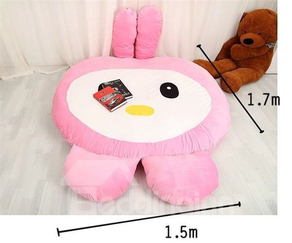 Unique Oversized Super Soft Cute Rabbit Sleeping Bag Tatami Seat