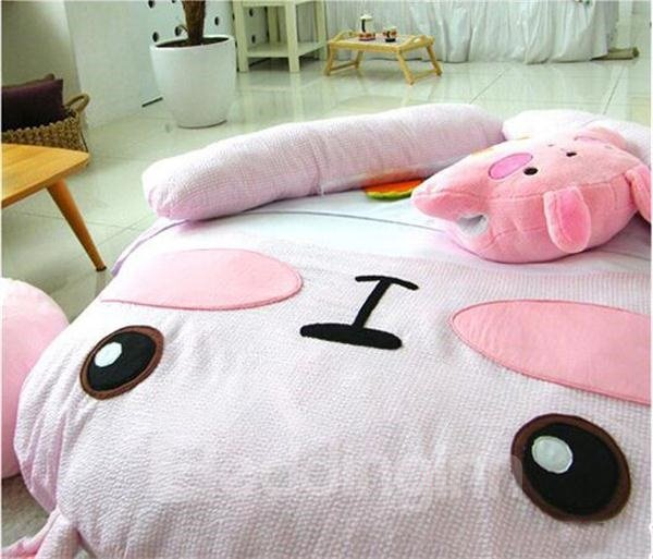 Super Soft High Quality Cute Rabbit Lazy Sofa Tatami Seat