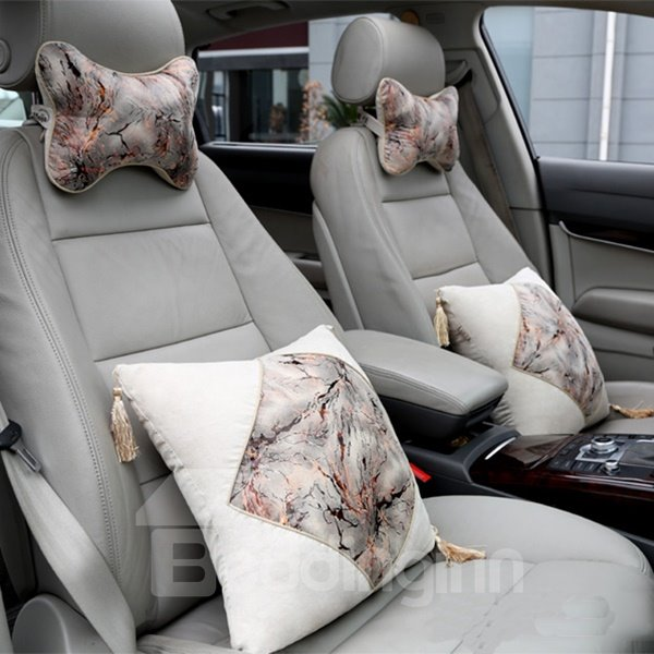 Special Pattern And Perfect Match Car Pillow Sets