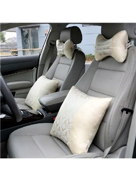 Super Comfortable And Soft Breathable Car Pillow Sets