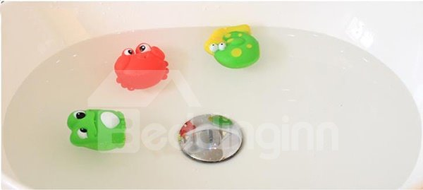 Lovely Little Animals and Mesh Baby Bath Toys